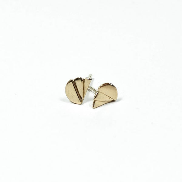 Mini Deco Shell Earrings