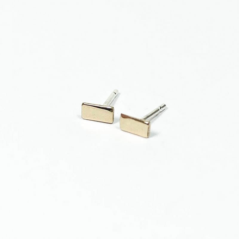 Rectangle Earrings