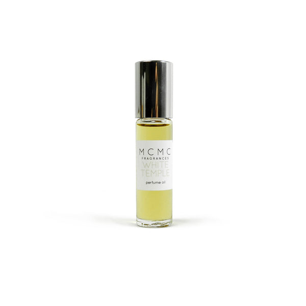 White Temple Perfume Oil