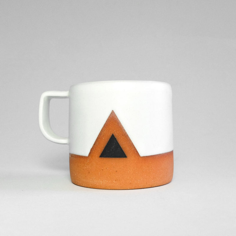 Mountain Mug - Black/White