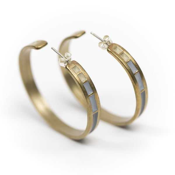 Nericia Hoop earrings