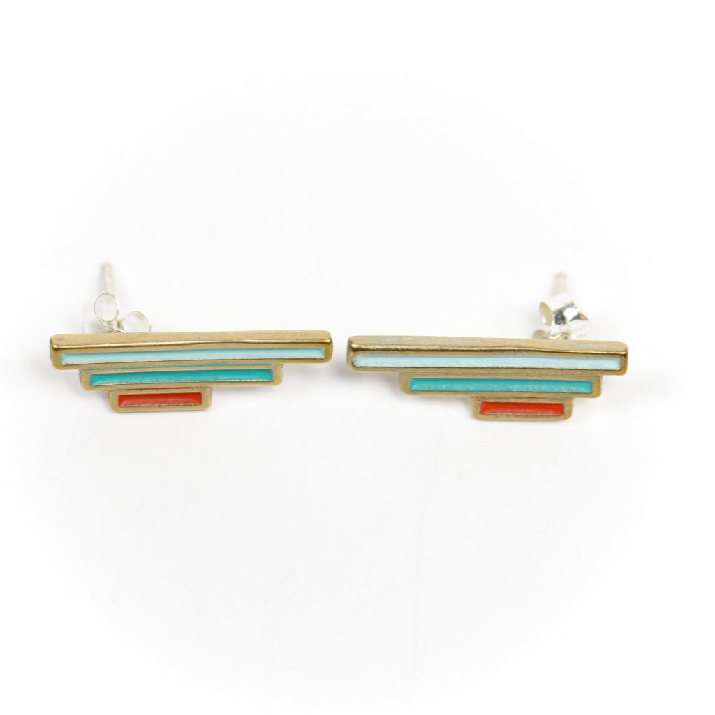 Piedmont stud earrings