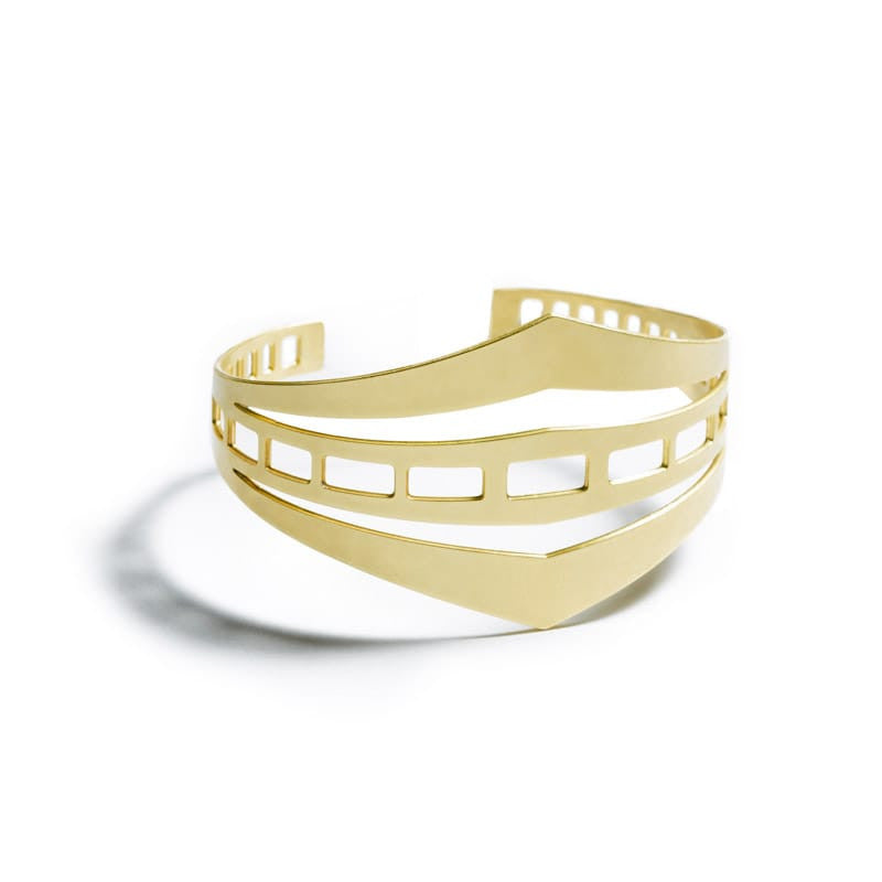 Bay Bridge Cuff Bracelet