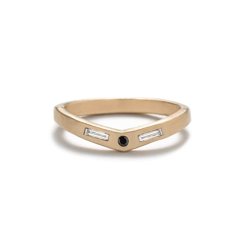 Basio Ring - Black Diamond