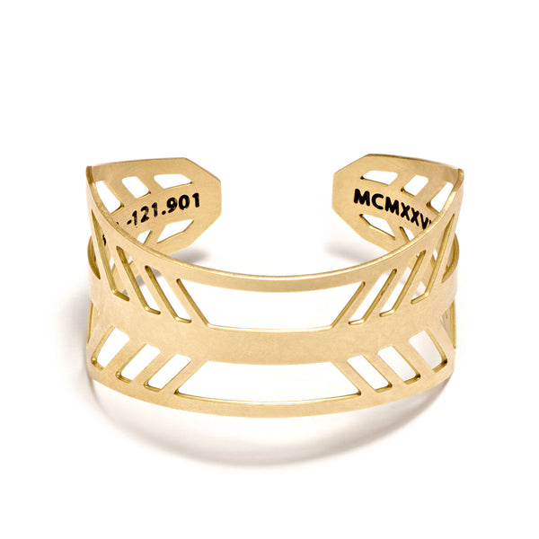 Bridge of the Gods cuff bracelet