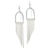 Demimonde Silver Celestial Earrings