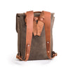 Goertzen Adventure Equipment Rustic Leather Backpack