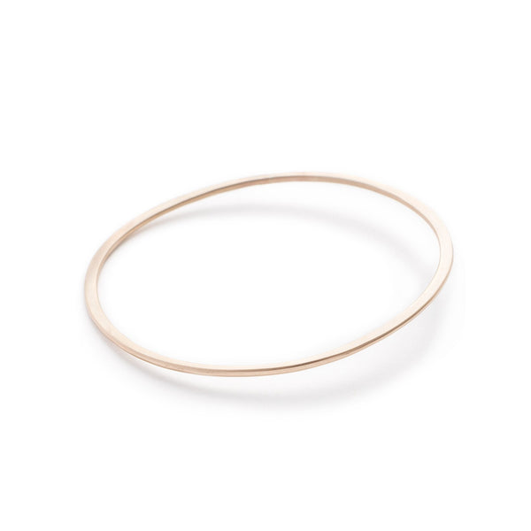 betsy & iya Lita Bangle gold filled metal bracelet