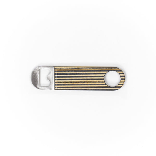 Bottle Opener - Black & White