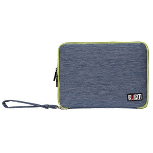 BUBM Universal Double Layer Travel Gear Organizer / Electronics Accessories Bag / Battery Charger Case Grey /Pink/Blue