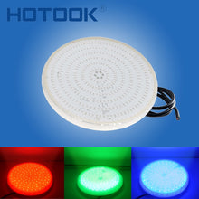 Load image into Gallery viewer, HOTOOK Underwater Lights PAR56 RGB LED Swimming Pool Light Resin Filled Piscina Wall Mounted FocoPool Lamp 12V IP68 18W 42W Pond