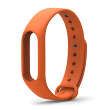 Load image into Gallery viewer, Mijobs mi band 2 Accessories Pulseira Miband 2 Strap Replacement Silicone Wriststrap for Xiaomi Mi2 Smart Bracelet Wrist Band