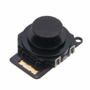 3D Analog Joysticks Replacement For PSP 2000 High Quality Game Controller Button Black Joy Sticks Replace Parts Game Accessories