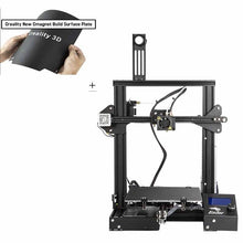 Load image into Gallery viewer, Ender-3 3D printer DIY Kit Large Print Size Prusa i3 printer 3D Ender 3/Ender-3X Continuation Print power 110 hotbed 220*220*250