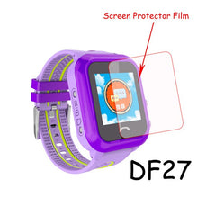 Load image into Gallery viewer, HD Glass Screen Protector Film for DF25 DF27 DF31G Baby Kids Child Smart Watch Smartwatch Accessories Wearable Devices