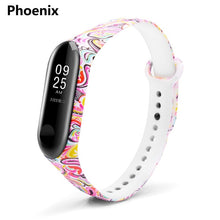 Load image into Gallery viewer, BOORUI New Strap Miband 3 pulsera Comfortable mi band3 strap Varied Smart Accessories wrist strap for xiaomi mi band 3 bracelet