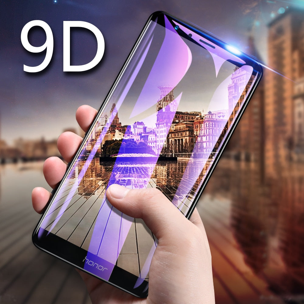 9D Tempered Glass For Xiaomi Redmi