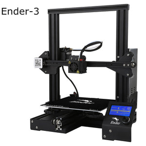 Creality 3D Ender-3/Ender-3X/Ender-3 Pro Open Build Printer Magic Removable Build Surface Platform with Power off Resume Print