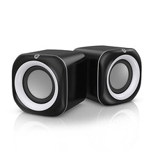 Load image into Gallery viewer, Portable Mini Speaker Stereo Music Surround Loudspeaker Sound System Waterproof USB Speakers For Computer Desktop PC Laptop