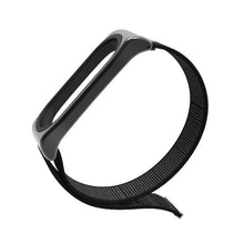 Load image into Gallery viewer, Mijobs Nylon Wrist Strap for Xiaomi mi band 3 Bracelet Replacement Watchband Smart Watch Band Accessories for Xiaomi Miband 3