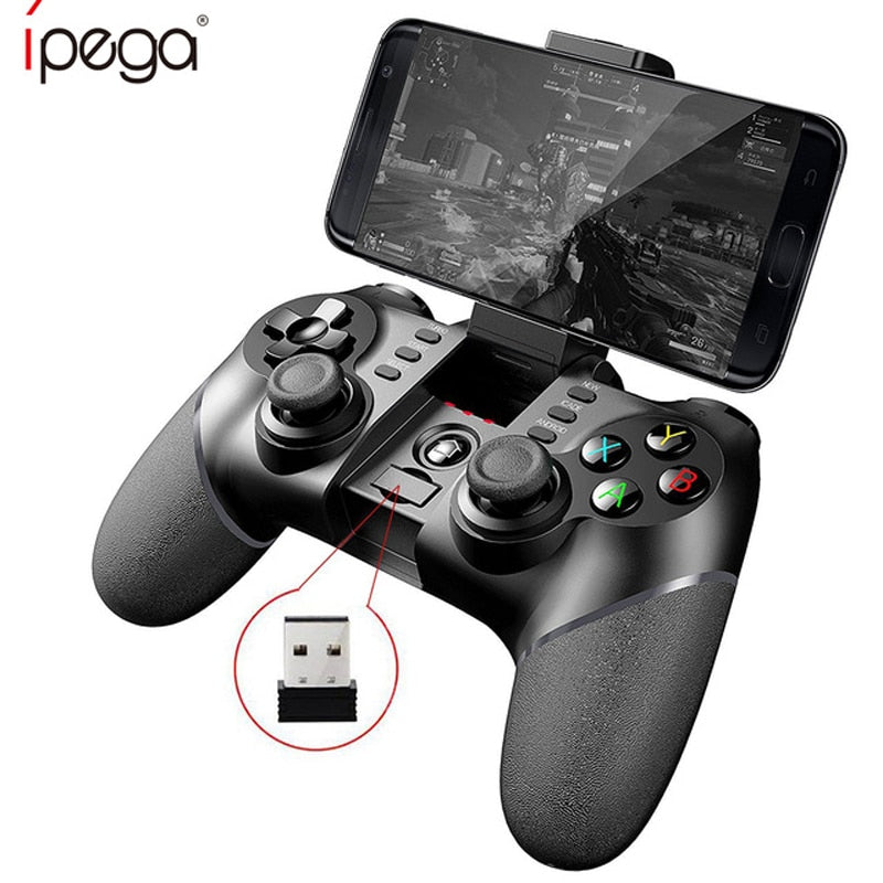 Bluetooth Gamepad Game Pad Pubg Mobile Dzhostik Joystick For Android Cell Phone Trigger Controller Smartphone Joy Stick Button