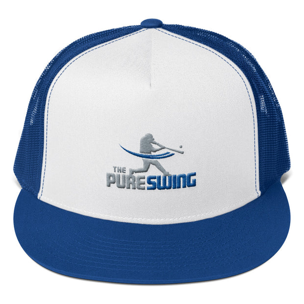 TPS Flat Bill Trucker Cap