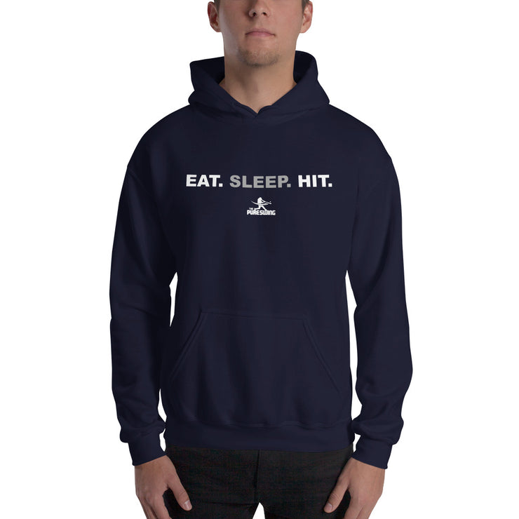 TPS Eat Sleep Hit Unisex Hoodie