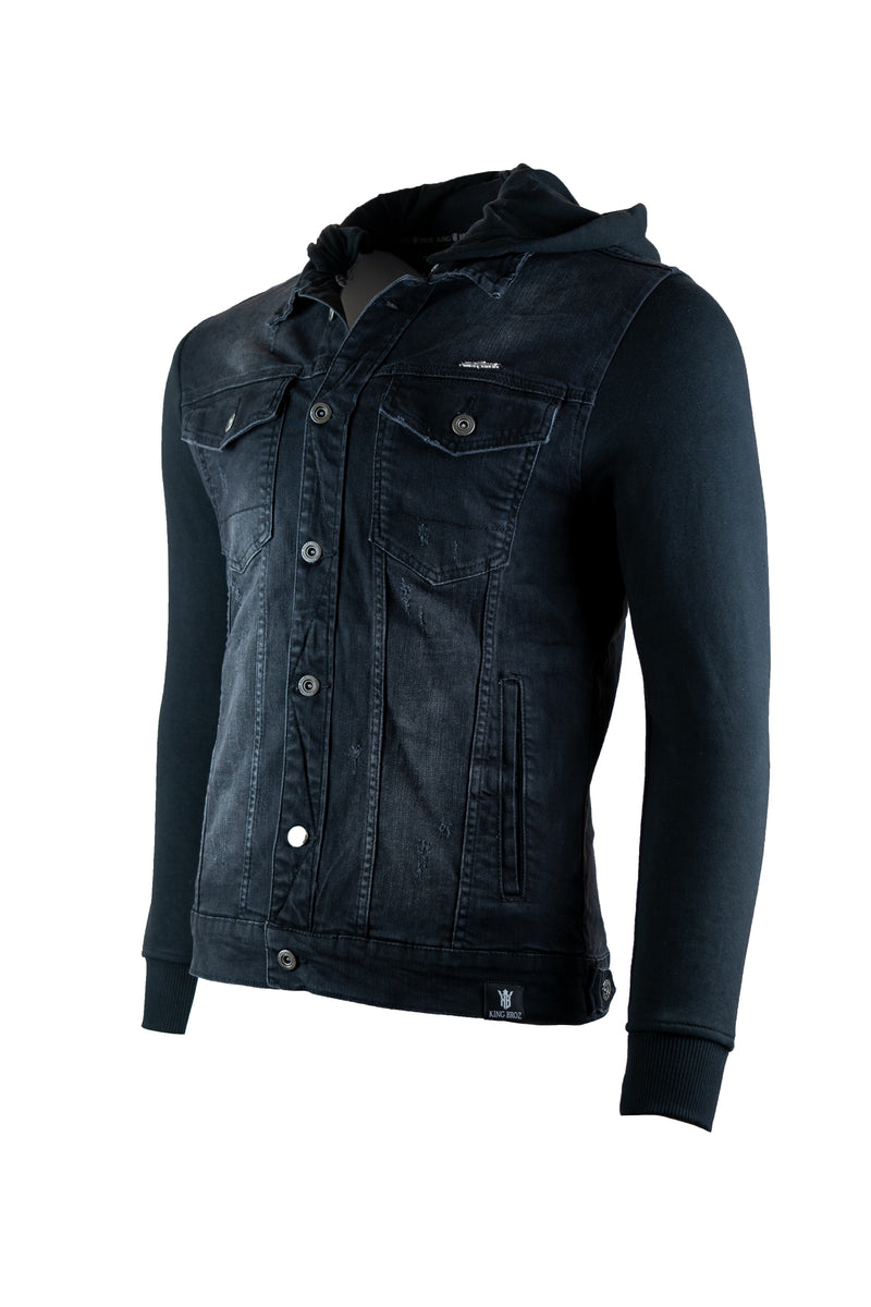 KB I J.JACKET│BLACK