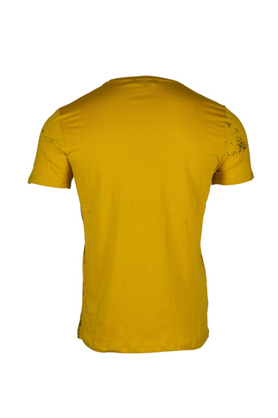 KB I TEE│YELLOW