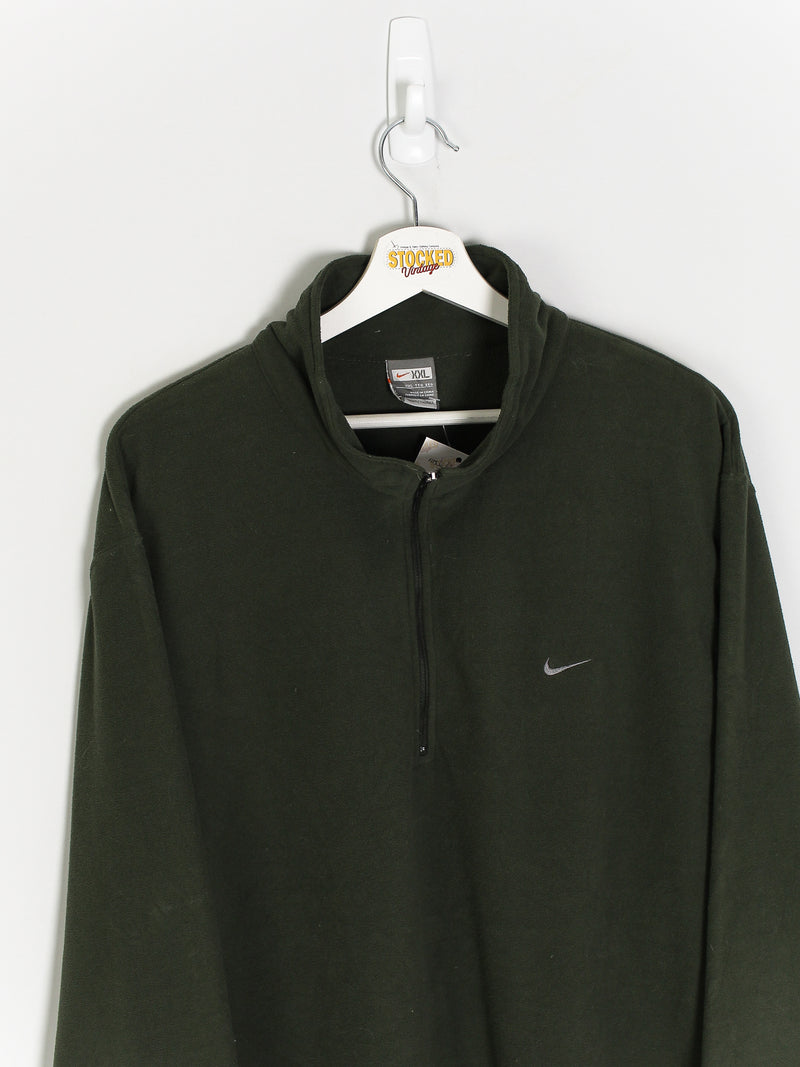 Nike 1/4 Zip Fleece (XL)