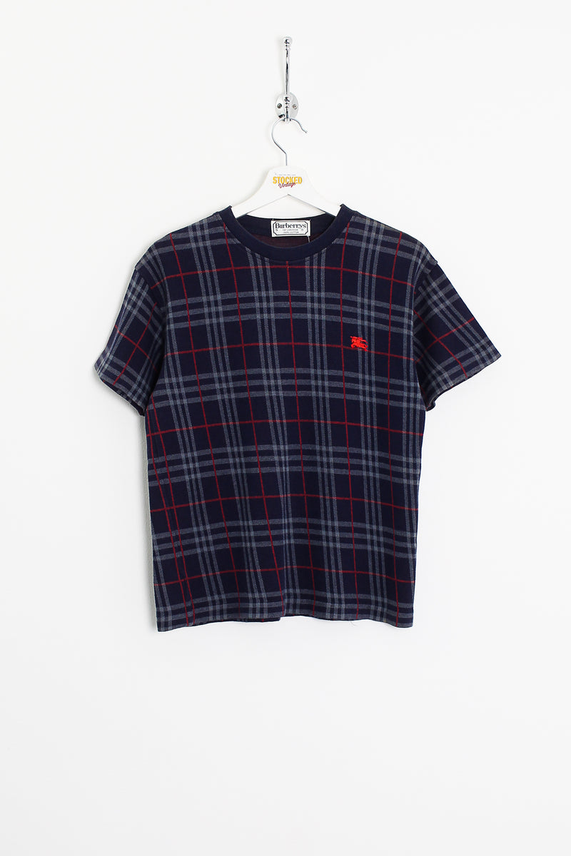 Burberry Nova Check Tee (S)