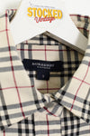 Womens Burberry Shirt (S)
