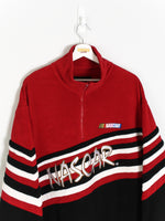 Nascar 1/4 Zip Fleece (L)