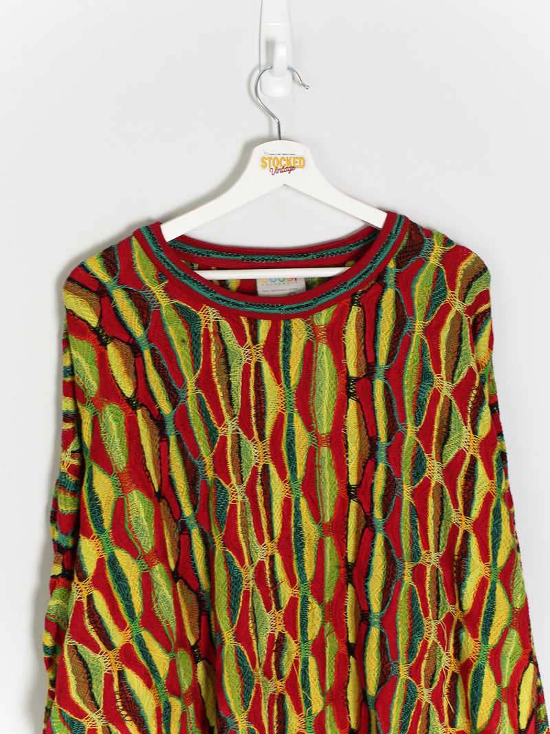 Coogi Jumper (XL)