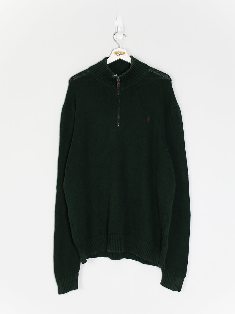 Ralph Lauren 1/4 Zip Jumper (XL)