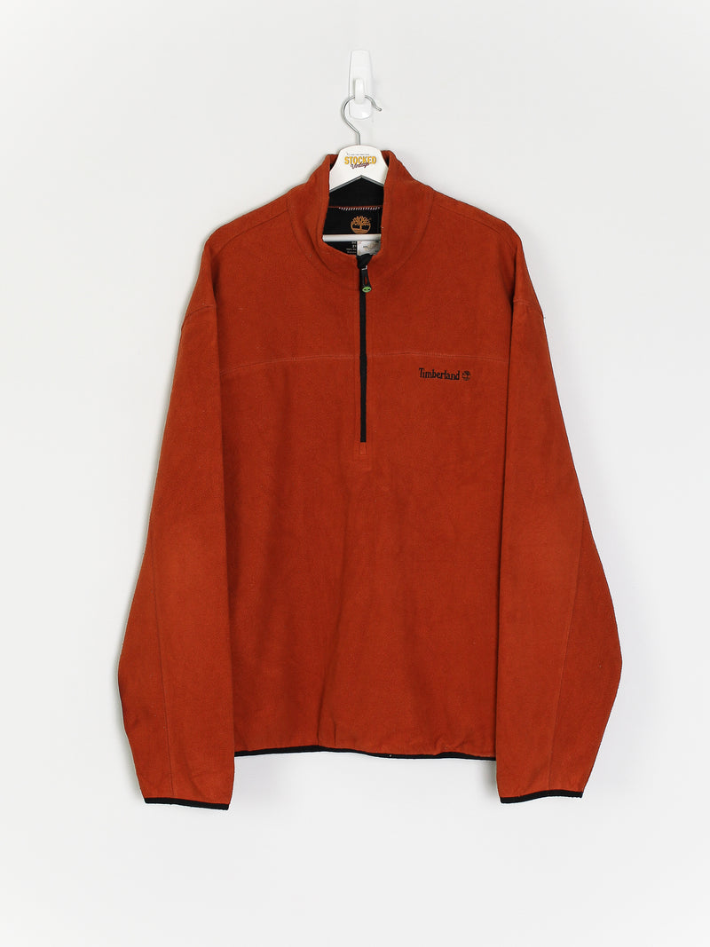 Timberland 1/4 Zip Fleece (XXL)