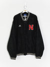 Adidas Fleece Jacket (L)
