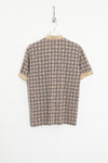 Burberry Nova Check Polo Shirt (M)