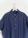 Ralph Lauren Denim Shirt (XL)