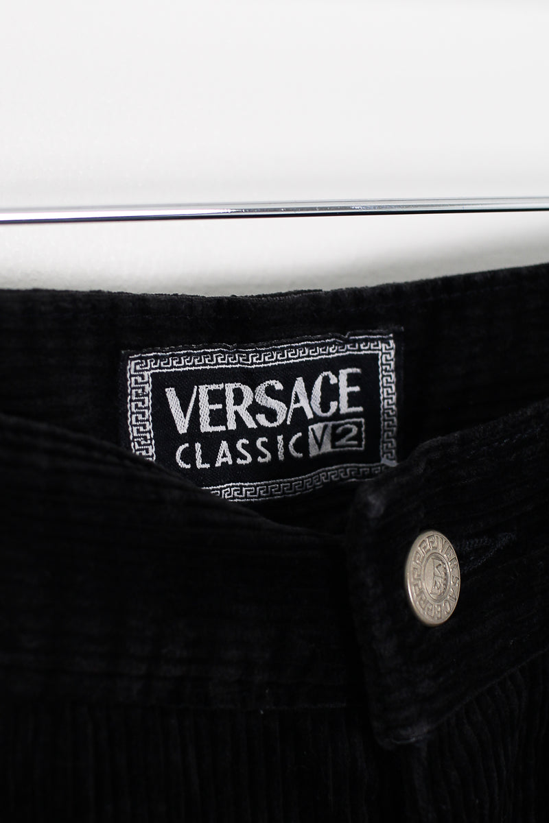 Versace Corduroy Trousers (M)