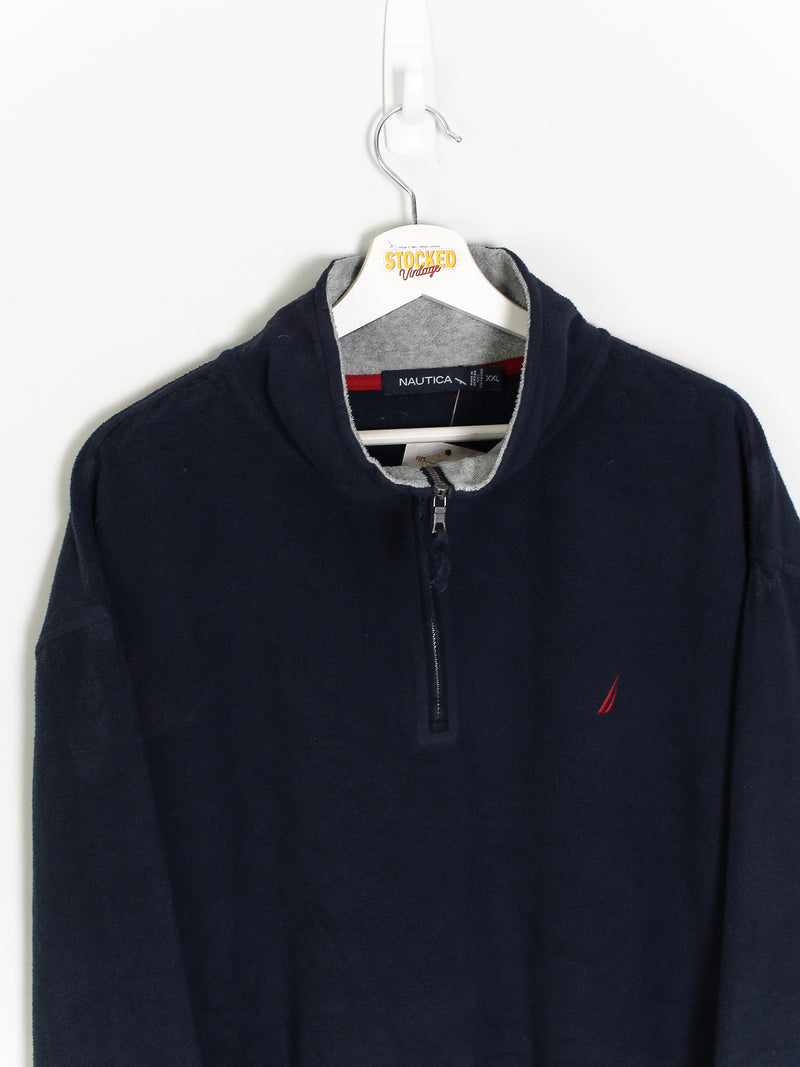 Nautica 1/4 Zip Fleece (XXL)