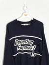 Benetton Sweatshirt (M)