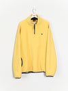 Nautica 1/4 Zip Fleece (XL)