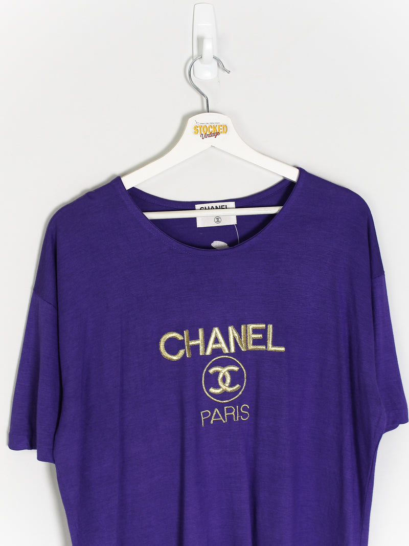 Womens Chanel Tee (L)