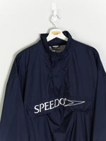 Speedo 1/4 Zip Track Jacket (L)