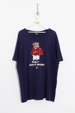 Ralph Lauren Polo Bear Tee (L)