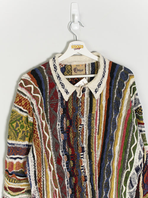 Coogi Collared Jumper (M)