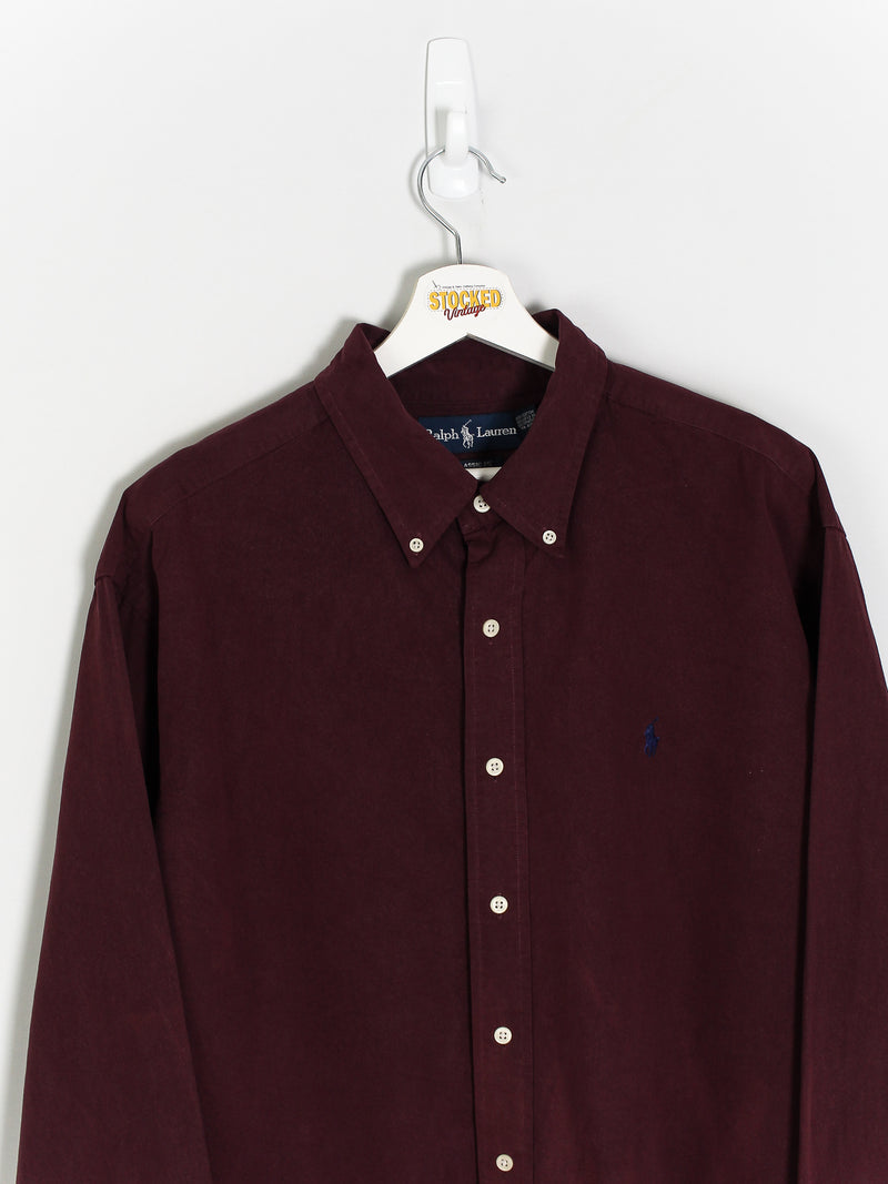 Ralph Lauren Shirt (XL)