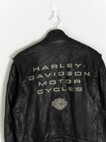 Harley Davidson Leather Jacket (M)