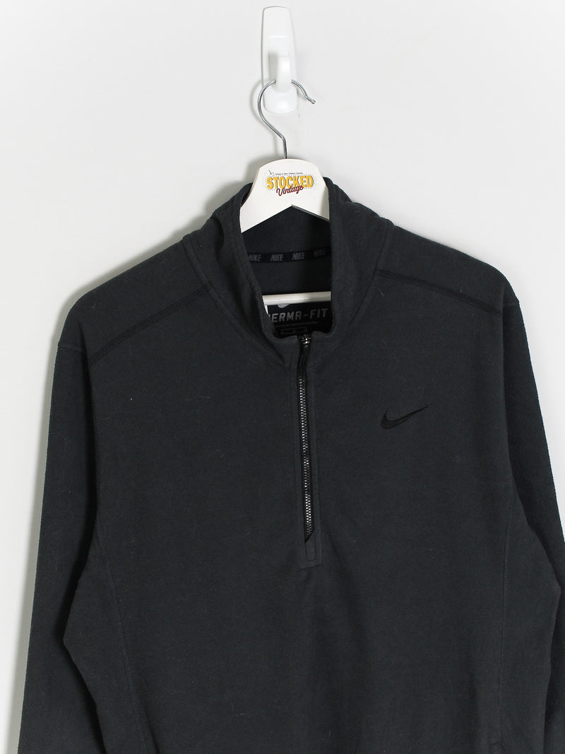 Nike 1/4 Zip Fleece (M)